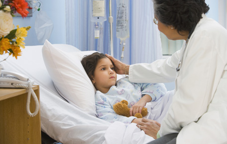 critical care for children