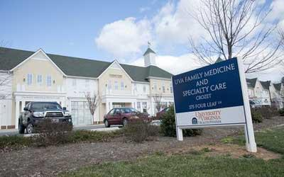 Family Medicine and Specialty Care Crozet