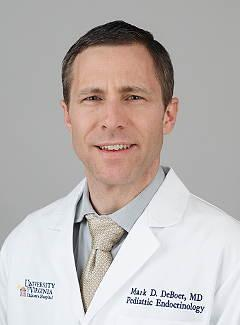 Mark D DeBoer, MD